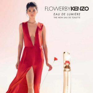Flower By Kenzo Eau de Lumière mise sur la poésie et l'élégance