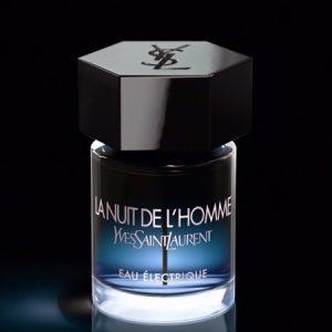 La Nuit De L'Homme Eau Électrique, un parfum immédiatement envoûtant