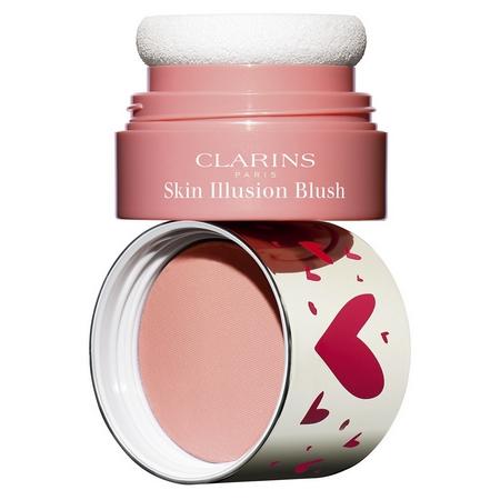 Une mine fraîche toute l'année grâce au Skin Illusion Blush