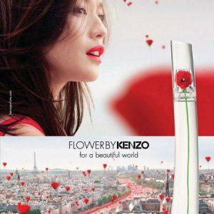 Flower by Kenzo, délicate mais imprévisible