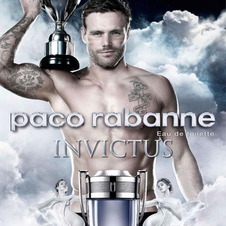 Invictus, le parfum des héros modernes