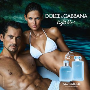 Nouvelle pub Dolce & Gabbana Light Blue Eau Intense