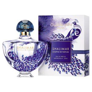 Shalimar revient dans une Edition Limitée Souffle de Parfum