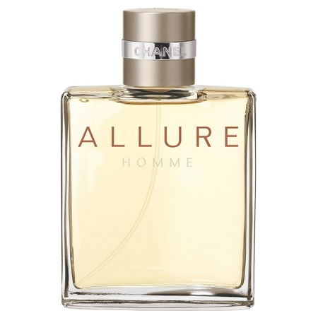 Allure Homme L'aura masculine selon Chanel