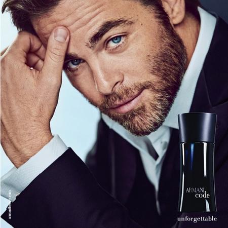 Armani Code Homme comme un parfum d'attraction...