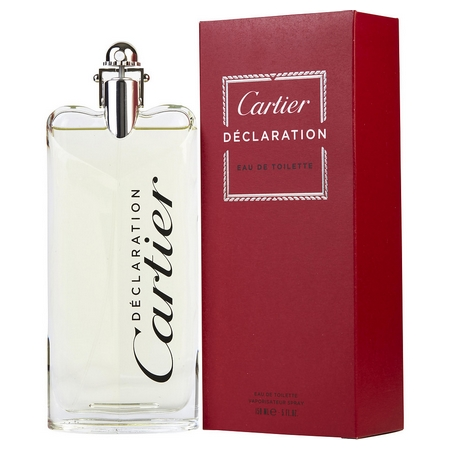 Déclaration le chef-d'œuvre masculin Cartier !