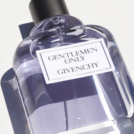Gentlemen Only le dandy moderne de Givenchy