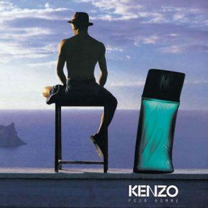 Kenzo Homme L'homme, la nature et la mer