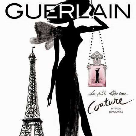 La Petite Robe Noire Couture la charmeuse Petite Robe star de Paris