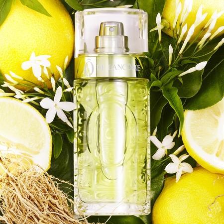 Ô de Lancôme des milliers de gouttes d'eau en un parfum !