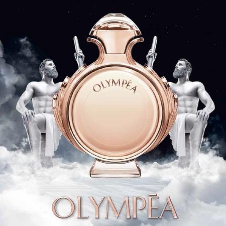 Olympéa, la déesse des temps moderne