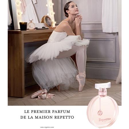 Repetto, le ballet parfumé de la maison Repetto