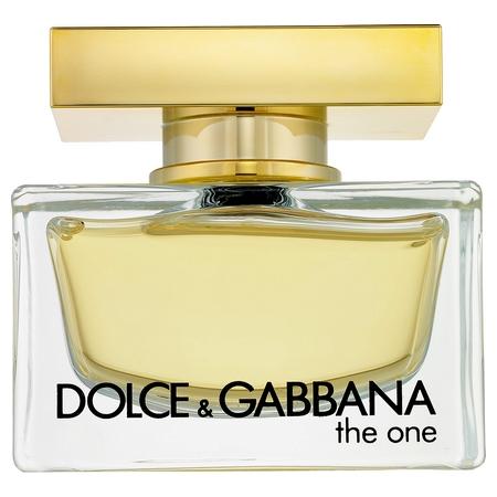 Le parfum femme The One de Dolce Gabbana