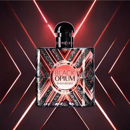 Le parfum Pure Illusion Black Opium