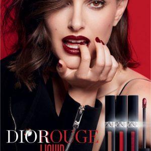 Le nouveau Dior Rouge Liquid