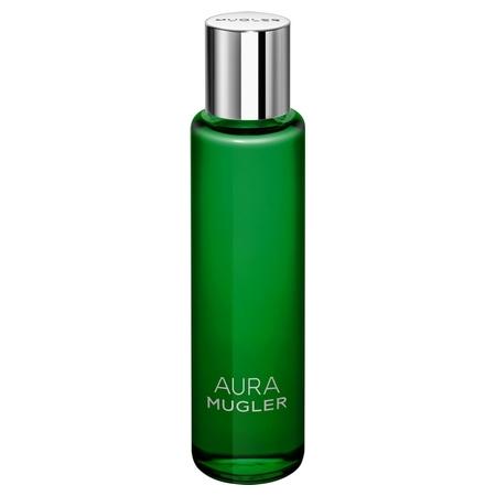 Le Flacon Source Aura pour recharger son parfum Mugler