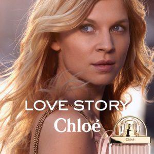 Love Story la lumière parisienne d'une histoire d'amour parfumée