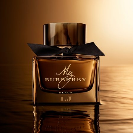 My Burberry Black, so british perfume