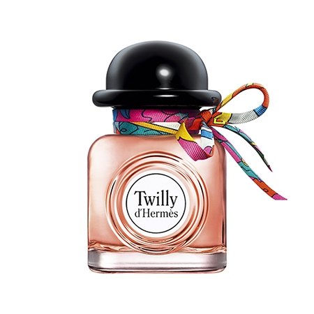 Twilly d'Hermès : du petit foulard au parfum