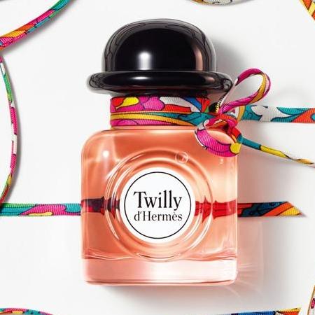 Twilly le nouveau parfum d'Hermès