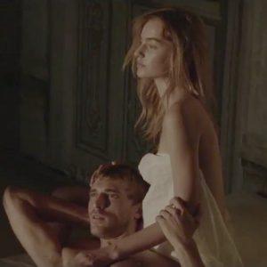 La publicité des parfums Valentino Acqua