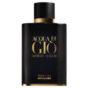 Le nouveau pafum Armani Acqua Di Gio Special Blend