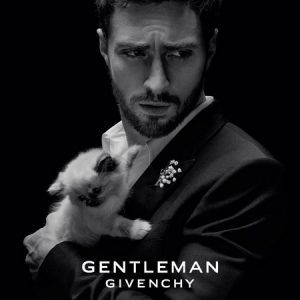 La parfum Givenchy Gentleman version 2017