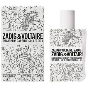 This is Her Capsule Collection la nouveauté Zadig & Voltaire