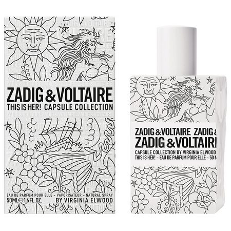 This is Her Capsule Collection la nouveauté Zadig & Voltaire