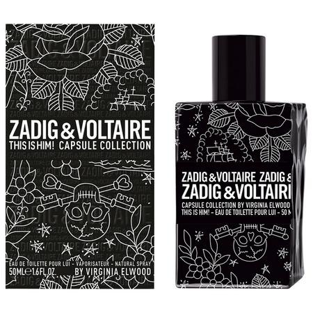 This is Him Capsule Collection, Zadig & Voltaire tatoue son nouveau parfum !