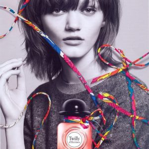 Nouveau : Avec Twilly Hermès signe une pub étonnante