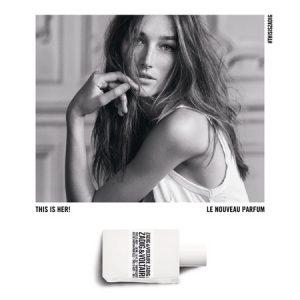 This is Her ! La fragrance des Parisiennes désinvoltes