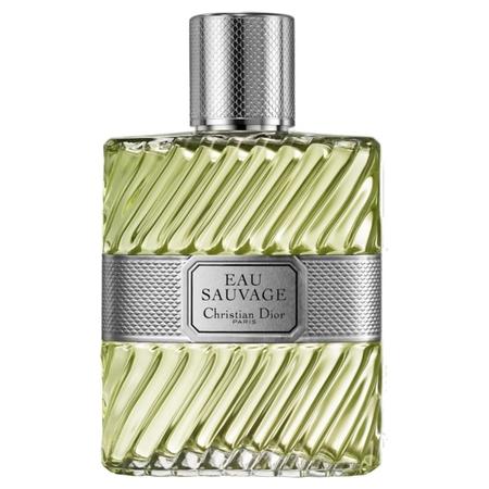 Le parfum Eau Sauvage de Dior