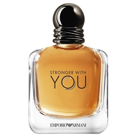 Le parfum Armani Stronger with You
