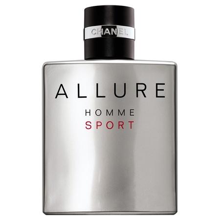 Le parfum Allure Homme Sport de Chanel