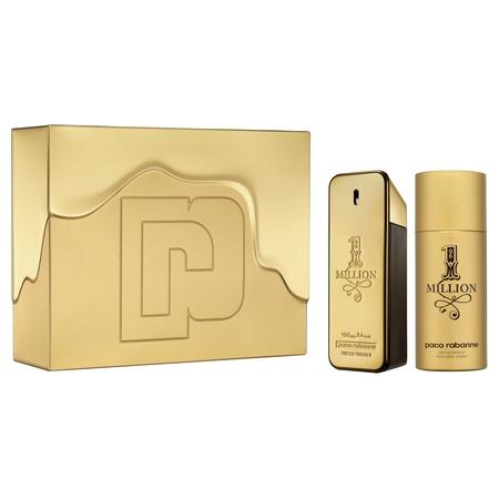 Un nouveau coffret trésor pour la fragrance 1 Million de Paco Rabanne