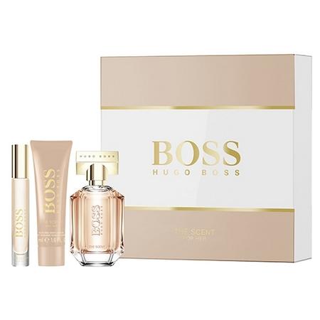 The Scent for Her dernier coffret des parfums Boss