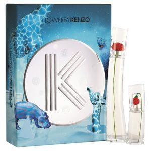 Le dernier coffret parfum Flower by Kenzo