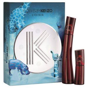Le retour parfumé de Flower by Kenzo Elixir avec un nouveau coffret plein de gourmandises