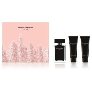 Narciso Rodriguez imagine un nouveau coffret pour son parfum For Her