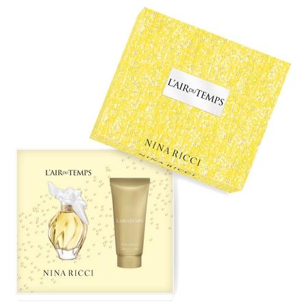 L'Air du Temps de Nina Ricci, un parfum intemporel dans un nouveau coffret