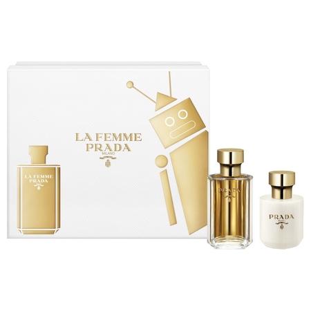 Raffiné et déroutant, le nouveau coffret parfum La Femme Prada arrive enfin !