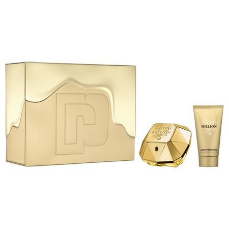 Lady million de Paco Rabanne: La grâce d'un bijou et l'essence d'un parfum dans un nouveau coffret
