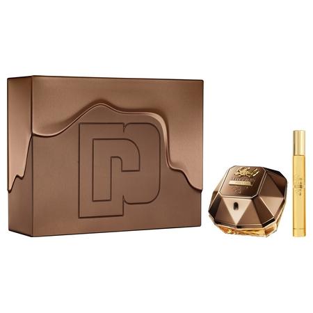 Paco Rabanne dévoile un coffret parfum Lady Million Privé