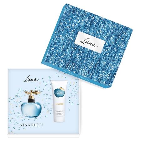 Nina Ricci dévoile le nouveau coffret de son parfum Luna