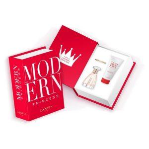 La nouveauté moderne et glamour de Lanvin avec le coffret parfum Modern Princess