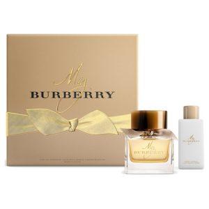 Le dernier coffret du parfum My Burberry