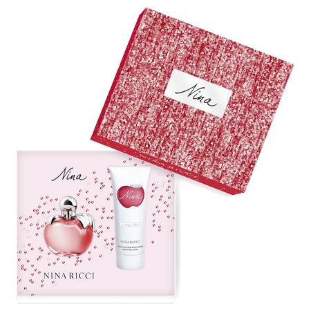Le nouveau coffret au parfum de compte de fée : Nina y Nina Ricci
