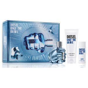 Only the Brave, le parfum de Diesel dans un nouveau coffret