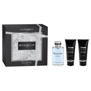Quatre For Men de Boucheron, plus qu'un parfum, un symbole enfin disponible en coffret !